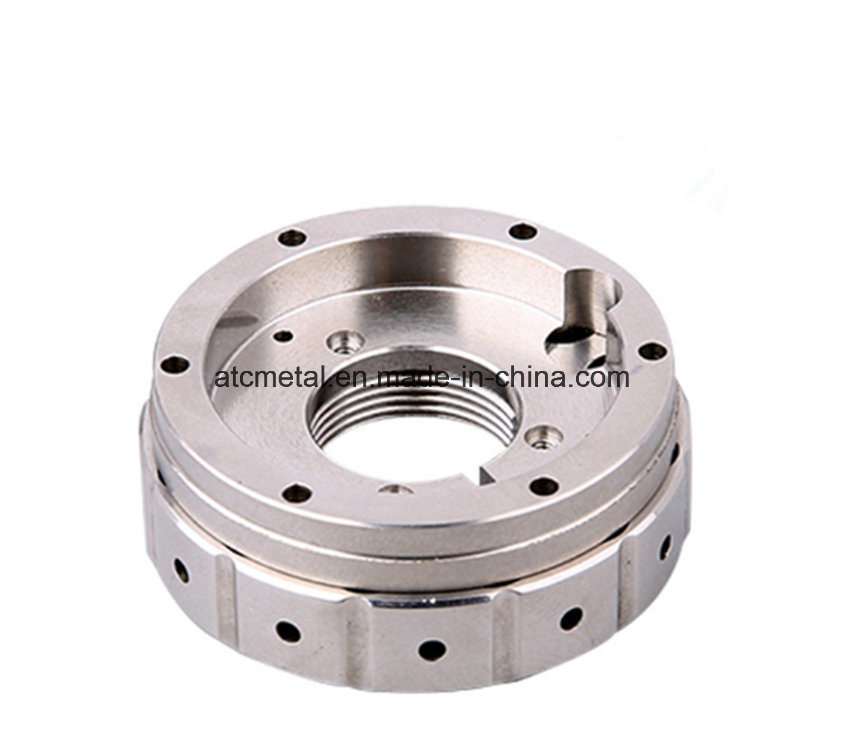 China Supplier Custom Made CNC Precision Machine Part with P